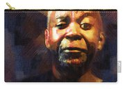 One Eye In The Mirror Carry-all Pouch by RC deWinter