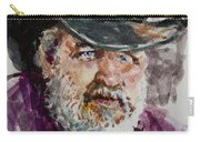 One Eyed Cowboy  Carry-all Pouch