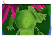 One Frogs Dinner Carry-all Pouch