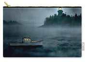 One Stormy Night In Maine Carry-all Pouch by Edward Fielding