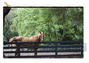 One Very Pretty Hilton Head Island Horse Carry-all Pouch