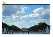 One View Two Memorials Carry-all Pouch