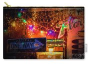 One Way Night Cafe - Nola Carry-all Pouch