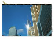 One World Trade Center Carry-all Pouch by Dan Sproul