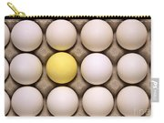One Yellow Egg With White Eggs Carry-all Pouch
