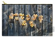 Onions And Barnboard Carry-all Pouch