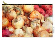 Onions Closeup Carry-all Pouch