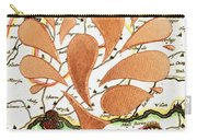 Only As Far As I Seek Can I Go Carry-all Pouch by Nikki Smith