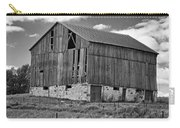 Ontario Barn Monochrome Carry-all Pouch
