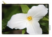 Ontario's Trillium Flower Carry-all Pouch