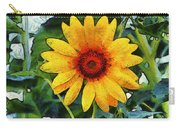 Onyx Store Sunflower Carry-all Pouch