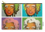 Oompa Loompa Set Of 4 Carry-all Pouch