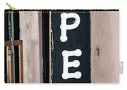 Open For Business Carry-all Pouch