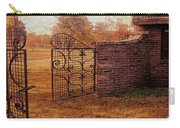Open Gate By Cottage Carry-all Pouch