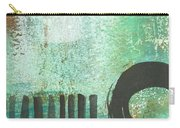 Open Gate- Contemporary Abstract Painting Carry-all Pouch