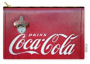 Open The Real Thing Carry-all Pouch