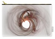 Open To Love Fine Fractalart Carry-all Pouch