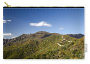 Open View 2 Of The Great Wall Mutianyu Section 603 Carry-all Pouch