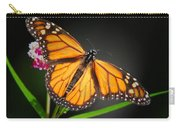 Open Wings Monarch Butterfly Carry-all Pouch