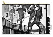 Operation Motorman Mural Carry-all Pouch