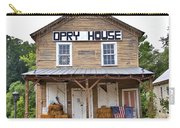 Opry House - Square Carry-all Pouch
