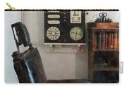 Optometrist - Eye Doctor's Office With Eye Chart Carry-all Pouch
