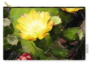 Opuntia Ficus-indica Carry-all Pouch