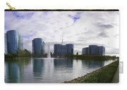 Oracle Buildings In Redwood City Ca Carry-all Pouch
