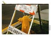 Orange And Ninth Coronado California Carry-all Pouch