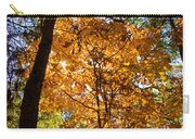 Orange Autumn II Carry-all Pouch