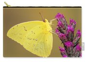 Orange-barred Sulphur Carry-all Pouch