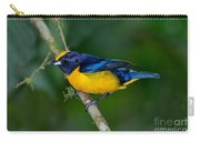 Orange-bellied Euphonia Carry-all Pouch