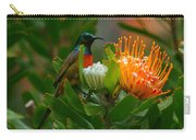 Orange-breasted Sunbird II Carry-all Pouch