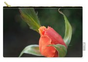 Orange Bud Carry-all Pouch