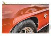 Orange Chevelle Ss 396 Carry-all Pouch