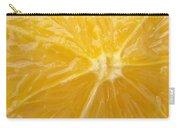 Orange Closeup Carry-all Pouch