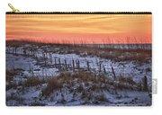 Orange Dawn Carry-all Pouch