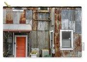 Orange Door Carry-all Pouch