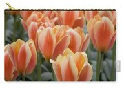 Orange Dutch Tulips Carry-all Pouch