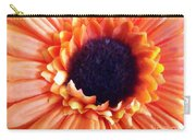 Orange Flower Carry-all Pouch