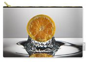 Orange Freshsplash Carry-all Pouch