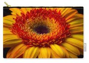 Orange Graphic Mum Carry-all Pouch