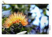 Orange Lehua On Volcano Ranch Carry-all Pouch