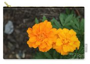 Orange Marigolds   # Carry-all Pouch