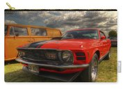 Orange Mustang Carry-all Pouch