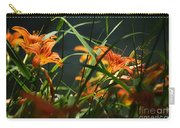 Orange Natural Beauty...   # Carry-all Pouch
