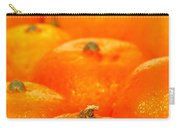 Orange Oranges Carry-all Pouch