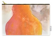 Orange Pear Carry-all Pouch