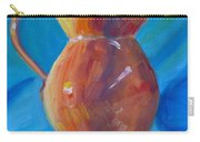 Orange Pitcher Still Life Carry-all Pouch
