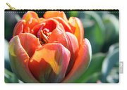 Orange Princess Tulip Carry-all Pouch